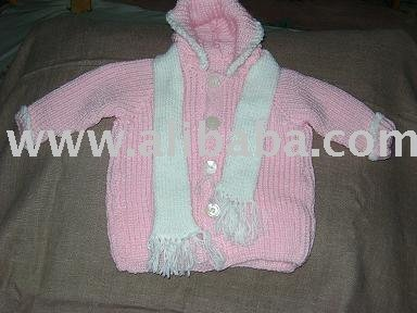 baby knitted sweater
