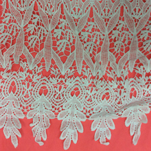 Customized Factory Supply lace fabric stores in china for table cloth border BK-FB556