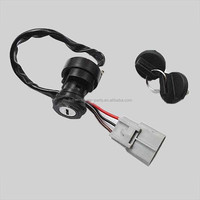 Off Road Motorcycle 4 wire Ignition key switch lock