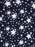 Little star printing spandex fabric with spaort wear
