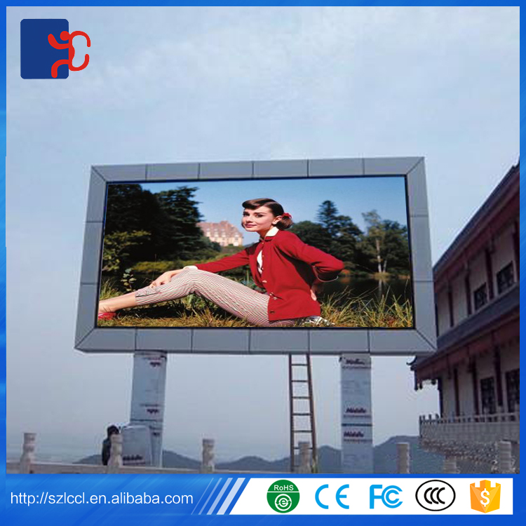 China manufacture LED display module P4 P5 full color outdoor light led screen