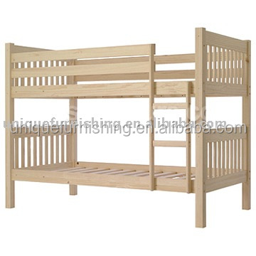 Cheap Used Quality Wooden Children Bunk Bed For Sale Buy