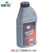 hydraulic base glycol brake fluid dot3