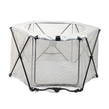 2018 Hot Sale Outdoor Products Folding 6 Panels Tent Dog Playpen with Carry Bag