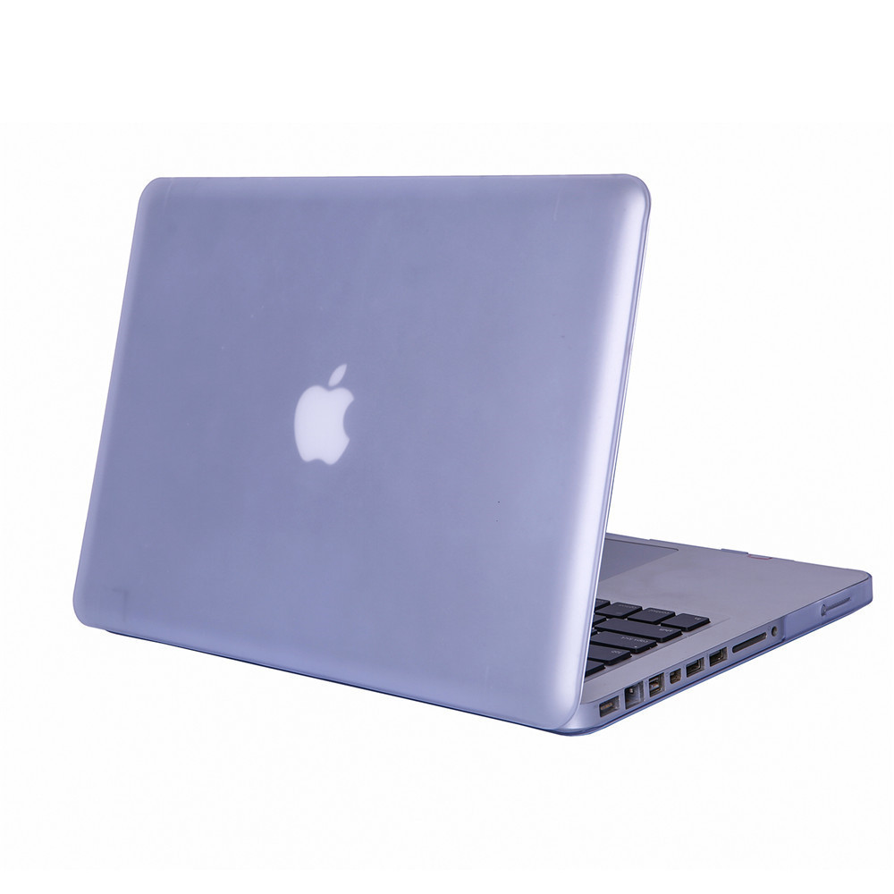 new see through hard case shell for macbook pro 15.4""