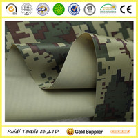 BS5852 fire retardant camouflage pvc coated tent fabric oxford tent fabric