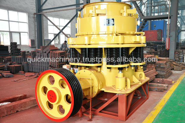 Spring Cone Crusher/mining machine