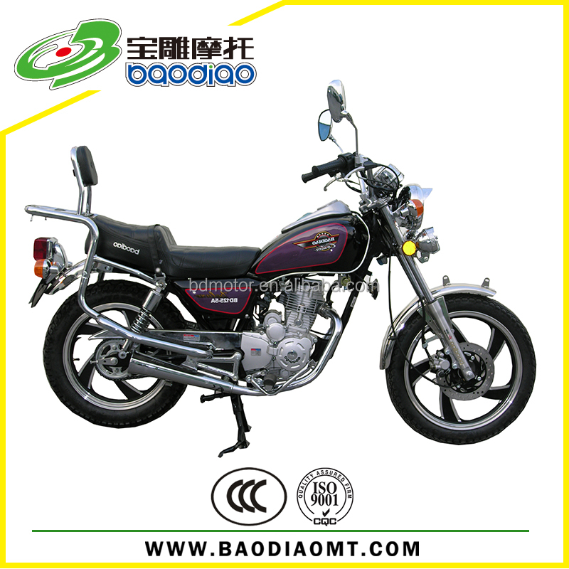 Baodiao 2015 Chinese Cheap 125cc Motorcycle For Sale Four Stroke Engine Motorcycles Wholesale EEC EPA DOT