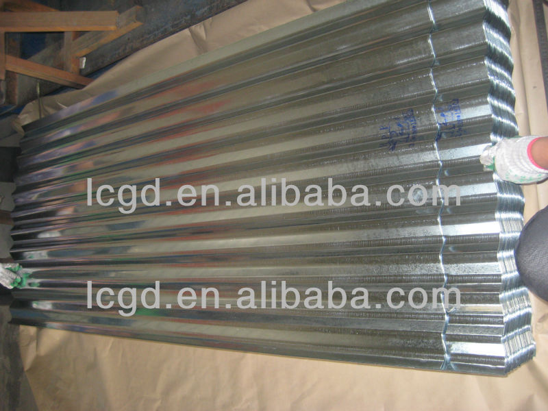 insulated galvanized zinc corrugated roofing steel sheet price