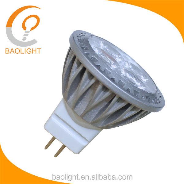 Alibaba 3W LED SMD MR11 GU4 G4 Focos Bombilla Spot blanca de luz fria Diurno