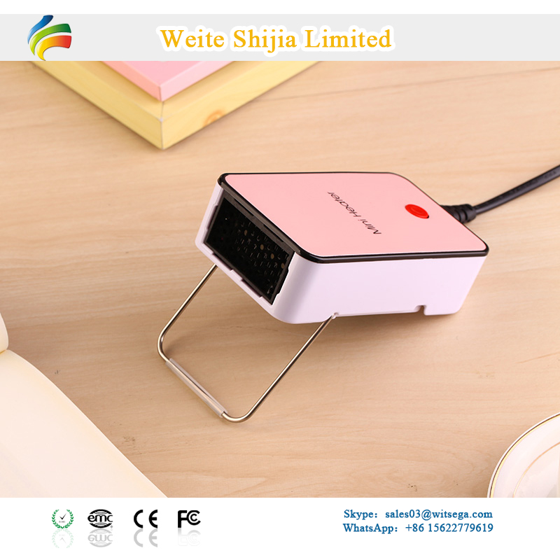 220V 50W heater fan mini portable electrical heater