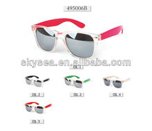2013 latest fashion Plastic optical frames eyewear(KC495006B)