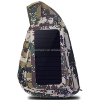 Whole Sale Cheap Solar Bag Charger for Hiking