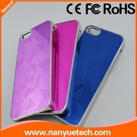 guangzhou mobile phone accessories hard case pc cover for iphone 6