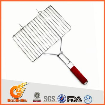 Most customer service bbq fish grilling basket bbq10358 for Fish customer service