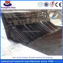 Hot Sell Roofing Material Waterproofing Rubber Bitumen Coating Rubber Asphalt Paint