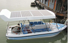 Good price of solar panel sailboat system with low