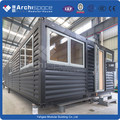 China manufacturer prefab pool house with CE&ISO