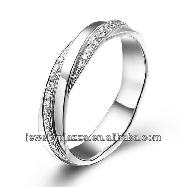 latest 24k white gold ring designswedding diamond ring buy - Wedding Ring Design Ideas