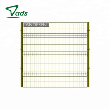 6x6 reinforcing heavy gauge welded wire mesh fence post