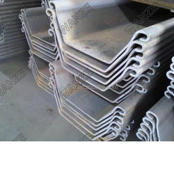preferential supply High quality China Cold roll forming U type steel sheet pile 700*450 *9mm