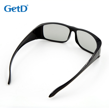 New Anti-scratch Passive Circular Polarized 3D glasses for 3D Cinema G78