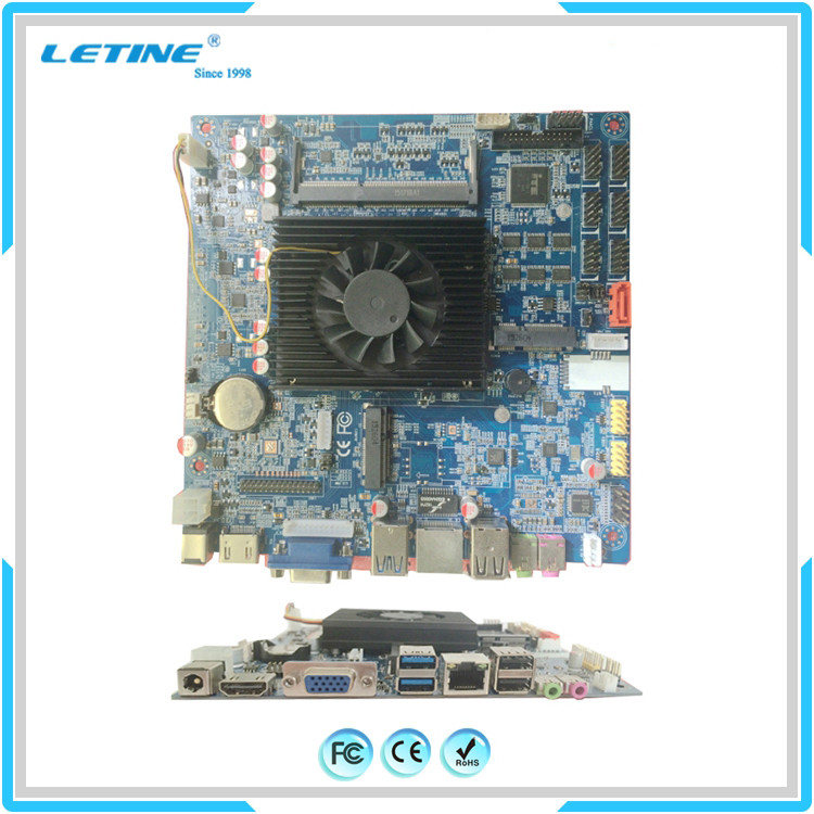 Laptop motherboard for Intel ATOM Mobile CPU N270 1.66GH mainboard with tested 100% mainboard