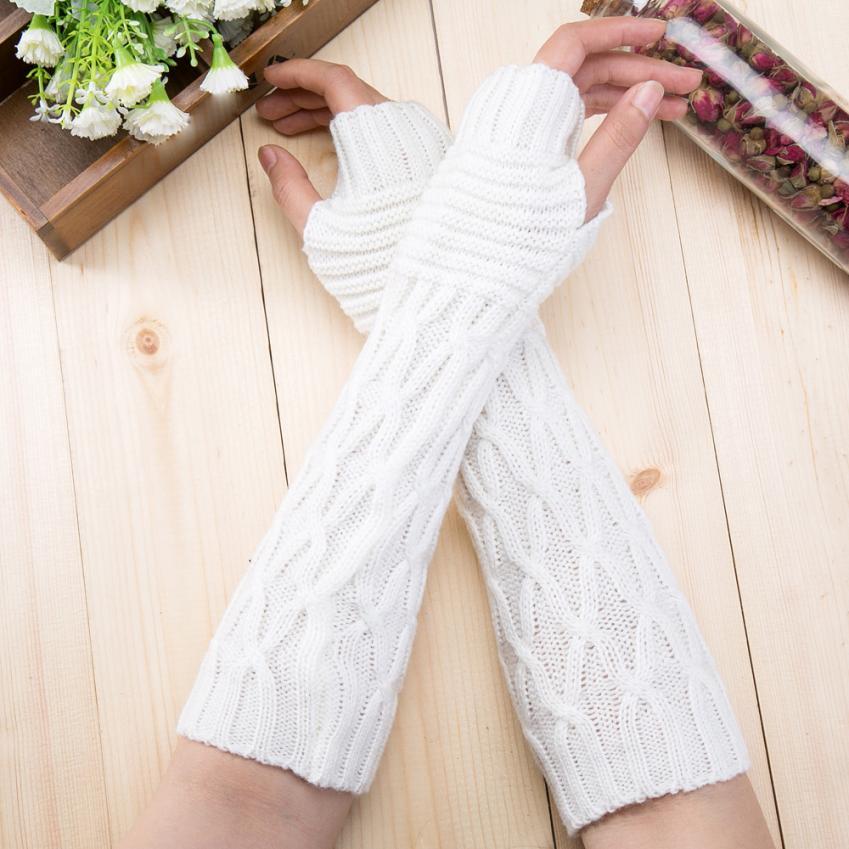 Aliexpress.com: Comprar Moda mujer invierno muñeca calentador de ...