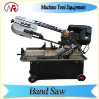 Good quality miter machinery portable metal cutting metal band sawing new condition machine tools GZ-4018