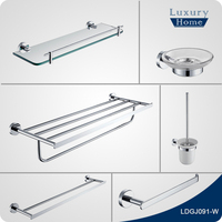 modern cheap stainless steel bathroom accessories