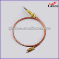 Gas valve thermocouple for magnetic valve