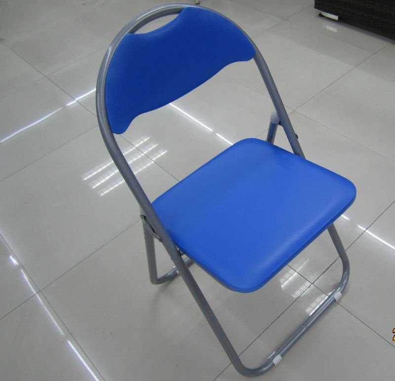 Cheap Folding PVC Office Chair