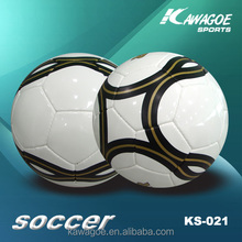 Cheap match soccer ball size weight