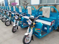 three wheeler auto passenger cargo tricycle for adult