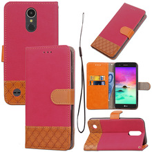 Accept OEM Combine color wallet mobile phone cover flip leather case for samsung galaxy j5 2017