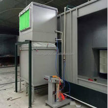 3 Minutes Quick Color Change automatic powder coating production line