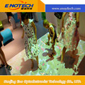 2015 interactive floor projection/projector for advertising and kid games