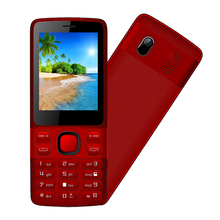High Quality 2.4 inch Screen Unlocked GSM Quad Band Dual SIM FM Camera Celulares Baratos Telefonos D200