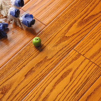 Cheap Red Oak Solid Wood Flooring Factory Offer Wood Flooring