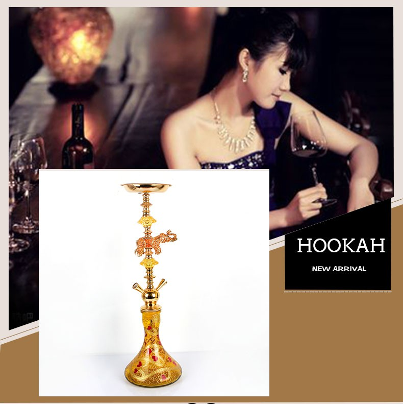 Arabia Hookah Shisha Tobacco Smoking Manufacture in China