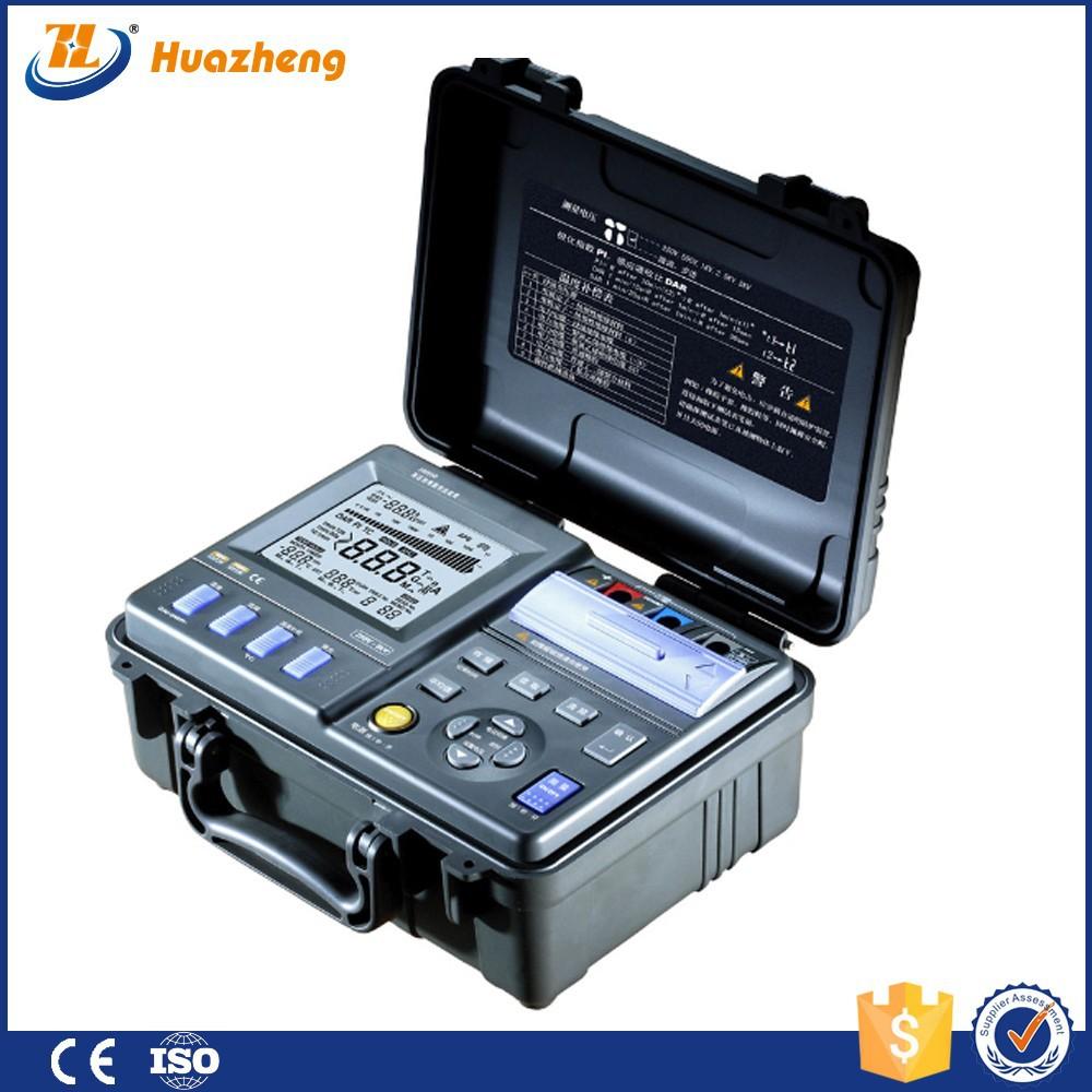 Insulation Resistance Tester : Hz insulation resistance tester megger megohmmeter with