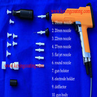 electrostatic spray machine