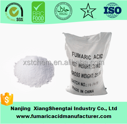 Direct Factory Price Food Additives Fumaric Acid