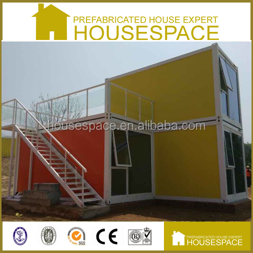 Well-designed Modular Decorated Prefab Kit House Room