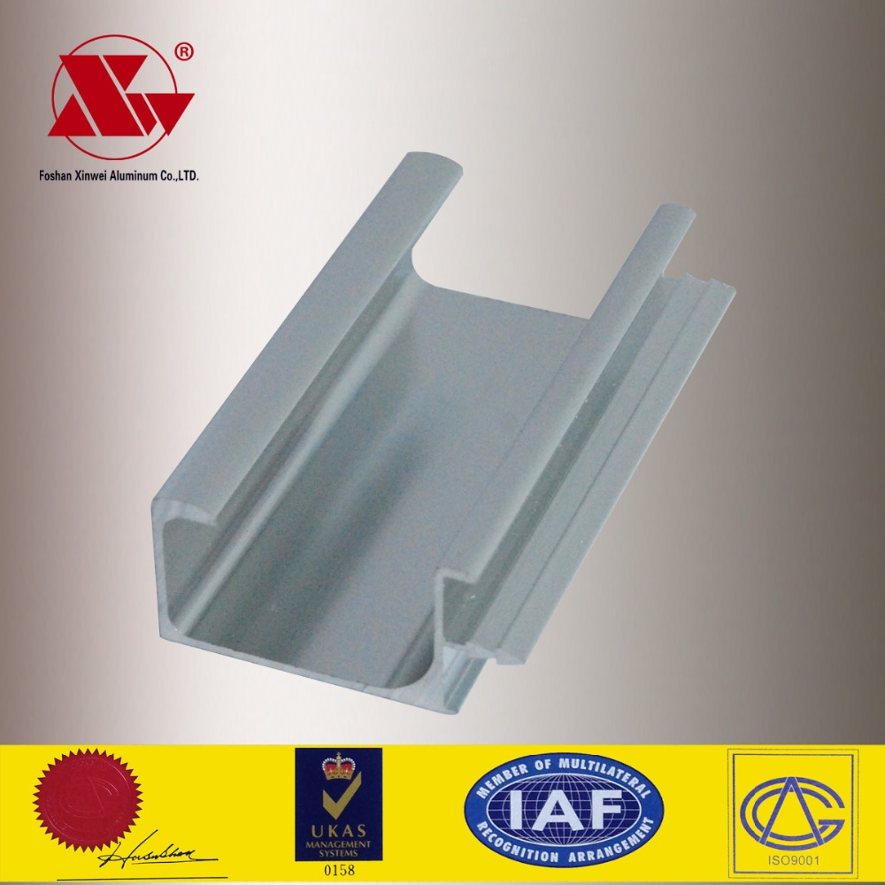 Industrial Aluminium Alloy Extruded Bending Shape Profile Supplier