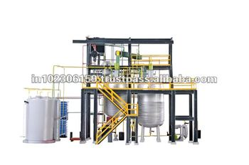 Alkyd Resin Manufacturing Plant from india