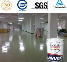 two components envrionmental solvent type epoxy floor paint