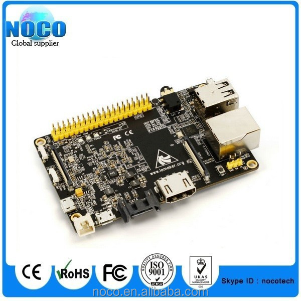 NEW, Dual Core, <strong>1</strong> GB RAM with Gigabit Internet,Banana Pi Pro, Development Board Banana Pro