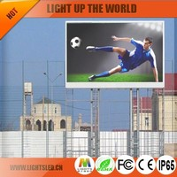 hd led commercial advertising display screen P8 outdoor rgb stage led display for concert
