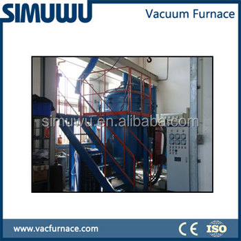 Induction Skull Melting Furnaces (IVM) vauum induction melting furnace for Titanium based, Nickel based alloy material